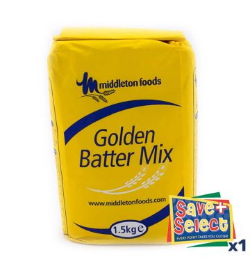 Middletons Golden Batter Flour