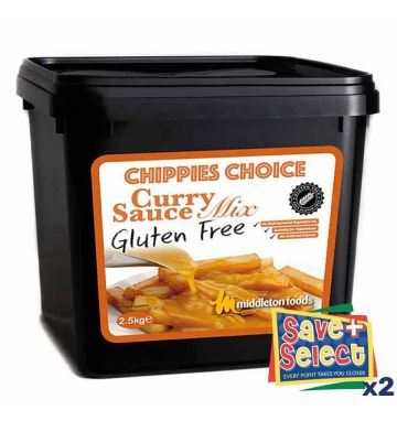 Middletons Gluten Free Curry
