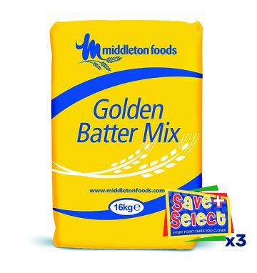 Middletons Golden Batter Flour