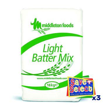Middletons Light Batter Flour
