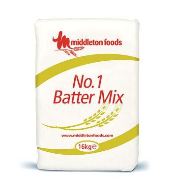 Middleton's No.1 Battermix