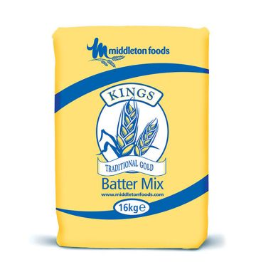 Kings Traditional Batter Flour
