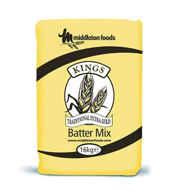 Kings Extra Gold Batter Flour