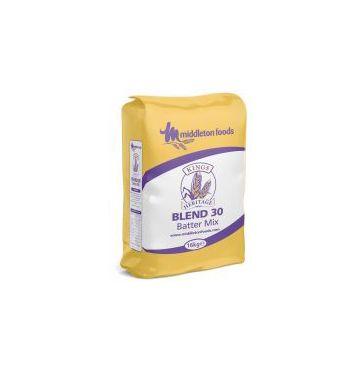 Middleton's Kings Heritage Blend 30 Batter Flour