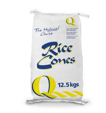 Q Rice Cones