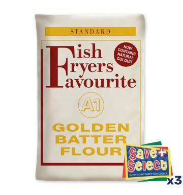 Goldensheaf A1 Standard Batter Flour