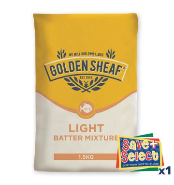 Goldensheaf Light Batter Flour