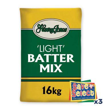 Henry Jones Light Batter Flour