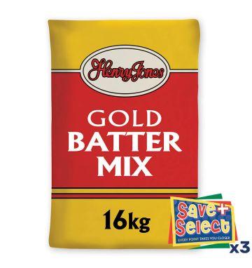 Henry Jones Gold Batter Flour
