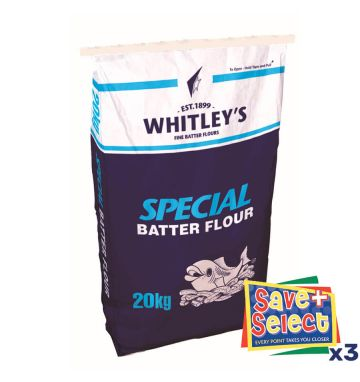 Whitley's Special Batter Flour