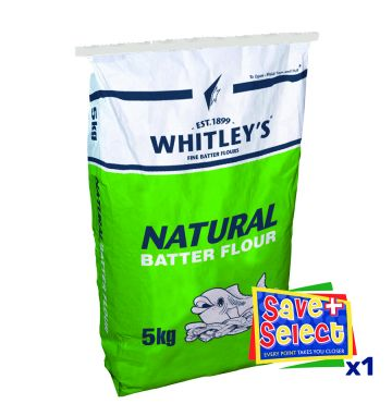 Whitley's Natural Batter Flour