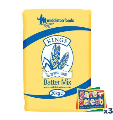 Kings Traditional Batter Flour