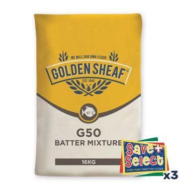 Goldensheaf G50 Batter Flour