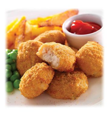 Coddies Breaded Cod Fish Bites