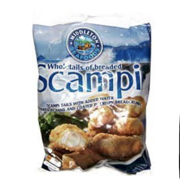 Middleton Wholetail Scampi