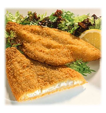 Breaded Plaice Fillets