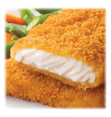 Breaded Haddock Fillets
