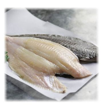 Plaice Fillet Skin-On