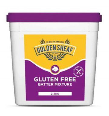Goldensheaf Gluten Free Batter Flour