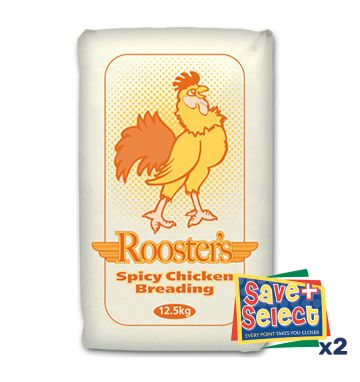 Roosters Spicy Chicken Breading