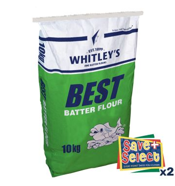 Whitley's Best Batter Flour