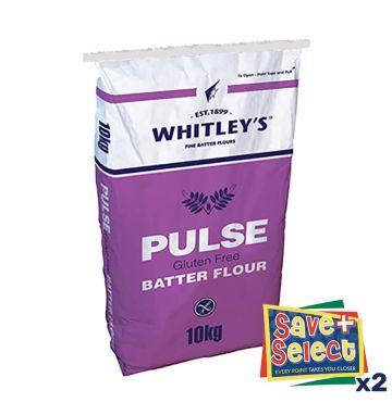 Whitley's Pulse Gluten Free Batter Flour