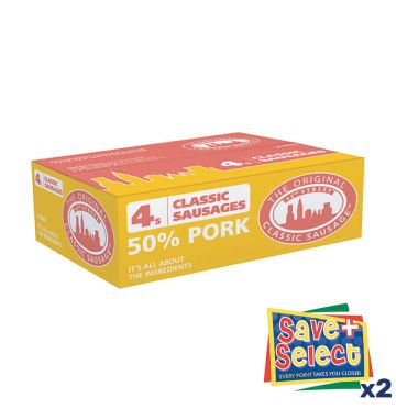 42nd Street Classic Sausages - 4s