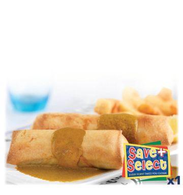 Mr Lees Chinese Pancake Rolls