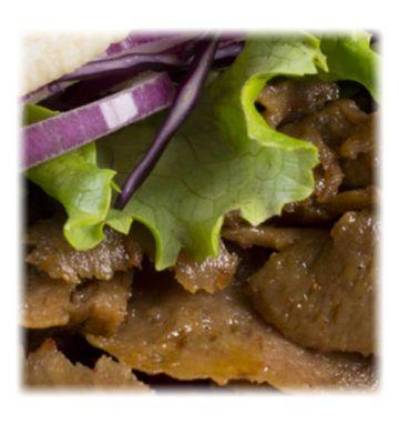 Golden Delight 'Classic' Donner Kebab - 10lb
