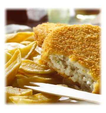 Kingfrost Lincolnshire Fish Cakes