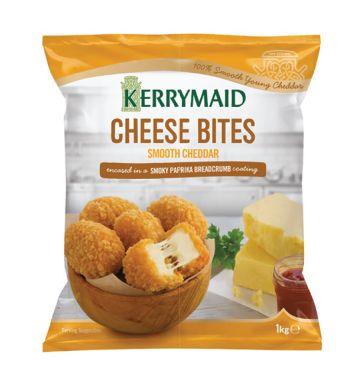 Kerrymaid Cheese Bites - Smooth Cheddar