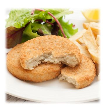 Triple Crown Fish Cakes
