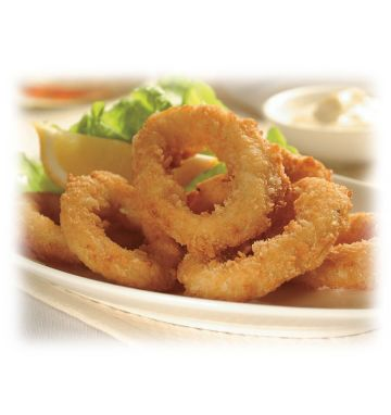 Panko Coated Calamari Rings