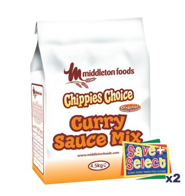Chippies Choice Curry Sauce