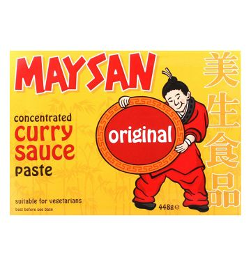 Maysan Extra Hot Curry Paste