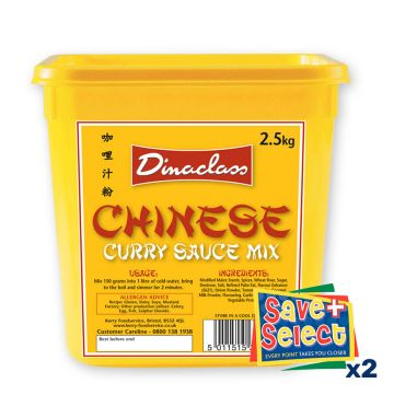 Dinaclass Chinese Curry