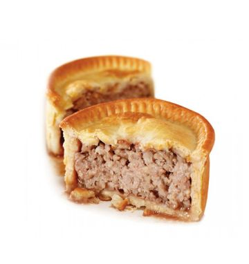 Greenhalghs Baked Meat Pies