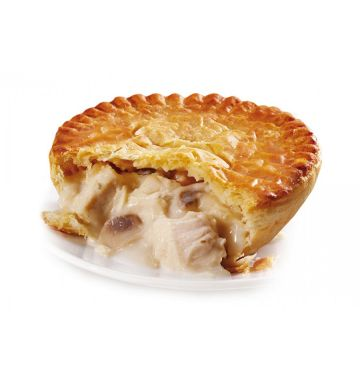 Greenhalghs Baked Chicken and Mushroom Pies