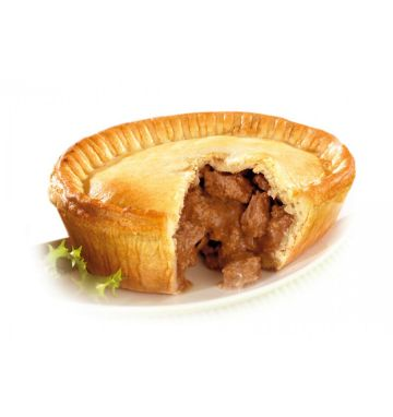 Greenhalghs Baked Beef Steak Pies
