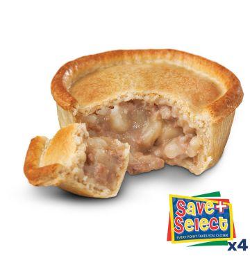 Holland's Potato & Meat Pies