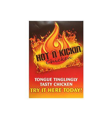 Hot N Kickin' Poster