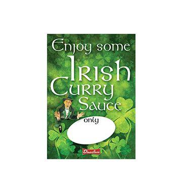 Irish Curry Poster