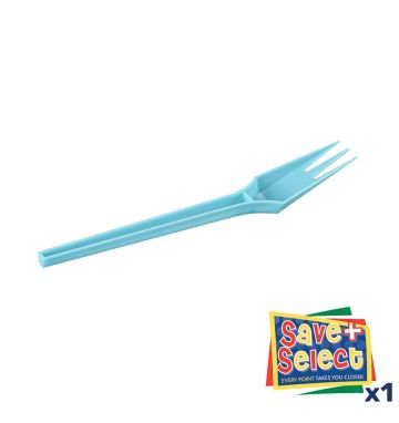 Whitley's Fri Forks - Blue