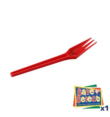 Whitley's Fri Forks - Red