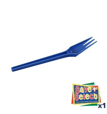 Whitley's Fri Forks - Dark Blue