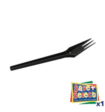 Whitley's Fri Forks - Black