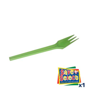 Whitley's Fri Forks - Green