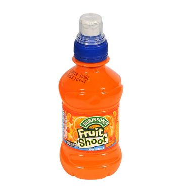 Robinsons Fruit Shoots - Orange
