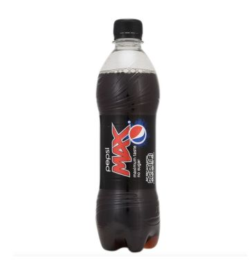 Pepsi Max Bottles