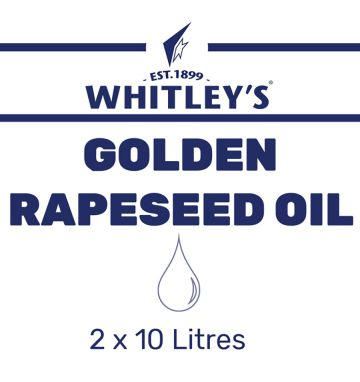 Golden Rapeseed Oil